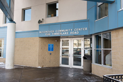 McDonough Community Center