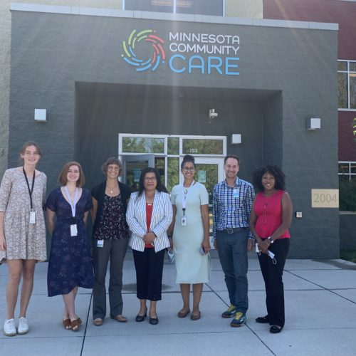 Rep. Kaohly Her Visits La Clinica for Stakeholder Appreciation Day – August 12, 2021